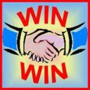 Denk win - win - Stephen Covey
