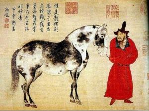 Geluk of ongeluk? Chinese boer, zoon en paard